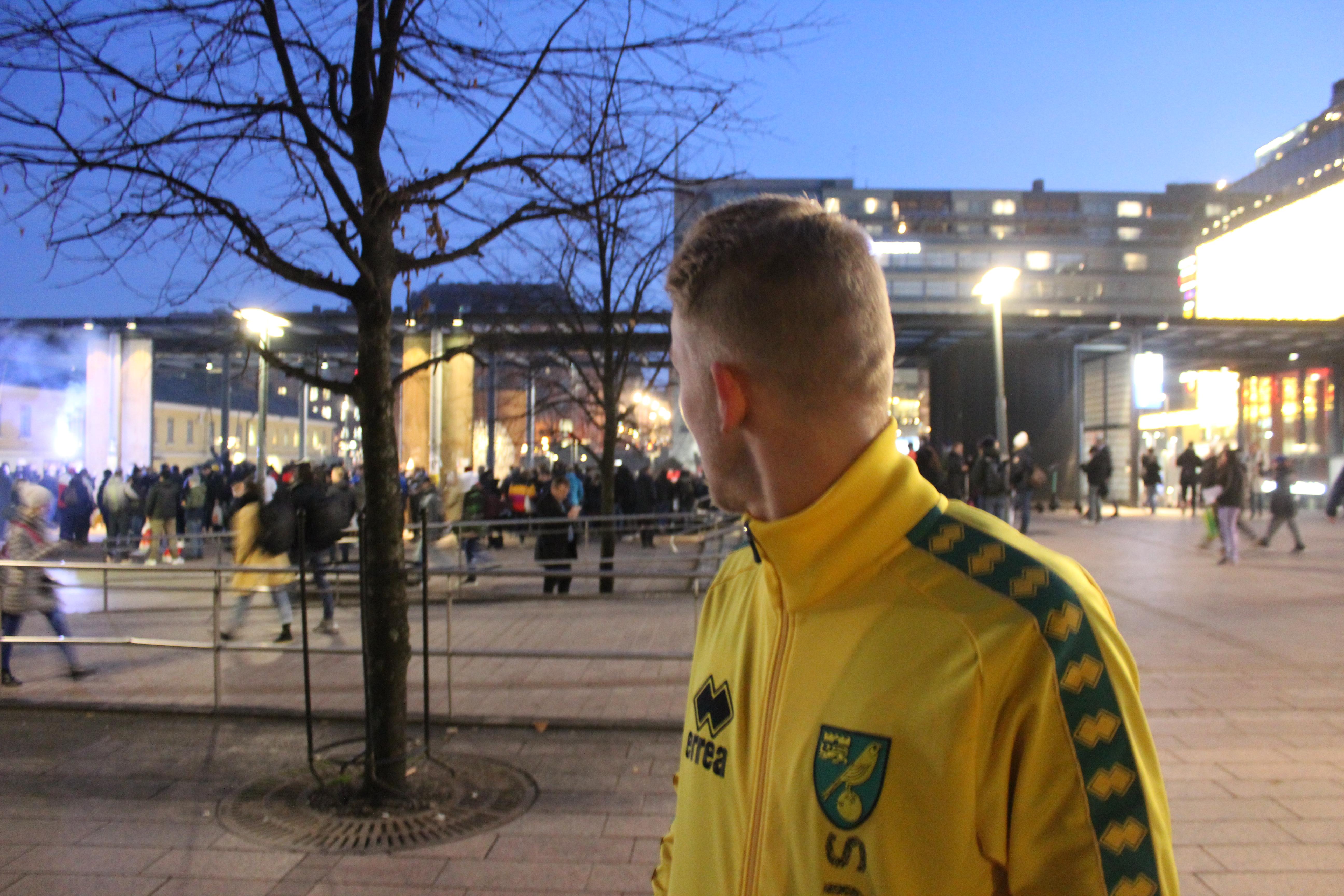 Norwich toi Suomeen kymmenen hengen tiimin Liechtenstein-ottelun alla – Suomi otti hyvin vastaan